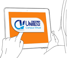 Como user la App CV UNITEC